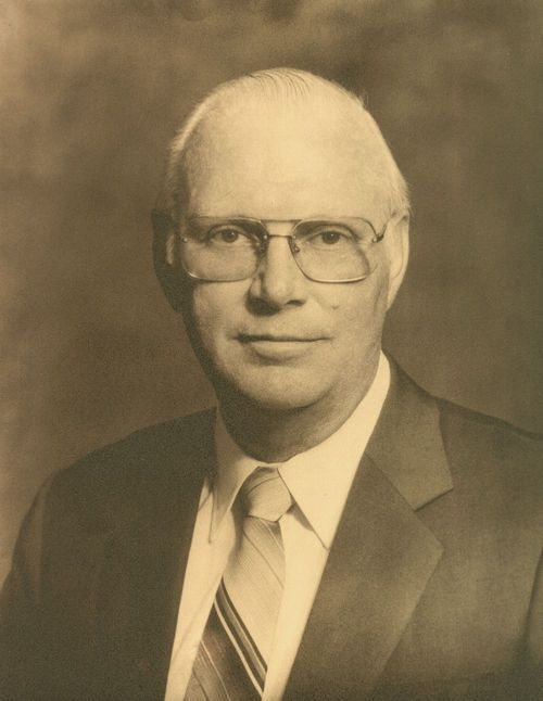 Harland E. Priddle - Page