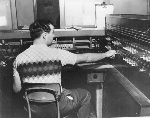 Atchison, Topeka & Santa Fe Railway Company telegraph clerk,  Argentine, Kansas - Page