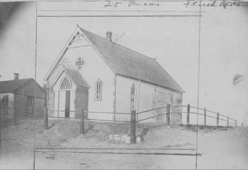 Methodist Episcopal Church at Kickapoo - Page
