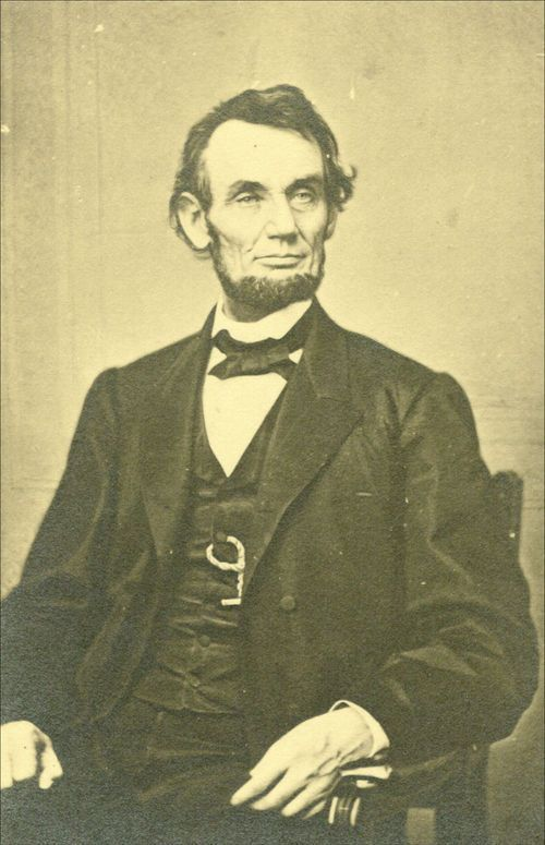 Abraham Lincoln - Page