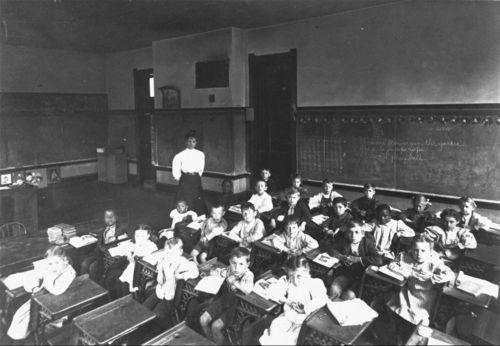 Valley Falls Public School, Valley Falls, Kansas - Page