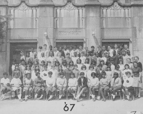 East Topeka Junior High School class of 1967, Topeka, Kansas - Page