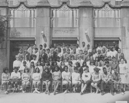 East Topeka Junior High School class of 1967, Topeka, Kansas - Page