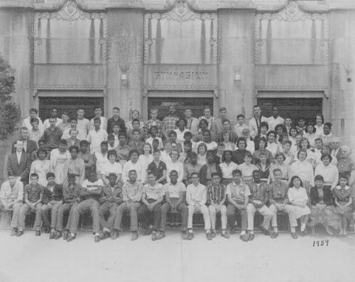 East Topeka Junior High School class of 1959, Topeka, Kansas - Page