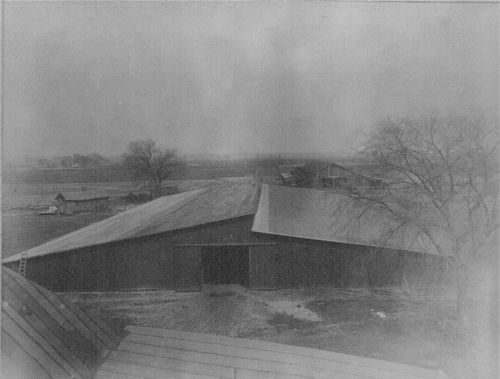 Barn at Bismarck Grove, Kansas - Page