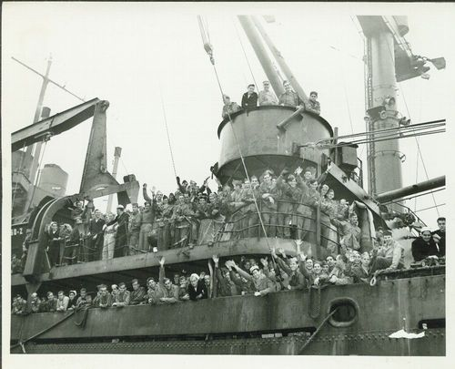 Los Angeles Port of Embarkation, Wilmington, California - Page