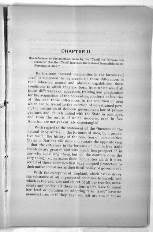 In Time of Peace Prepare For War or Tariff, and Other Talks - Page