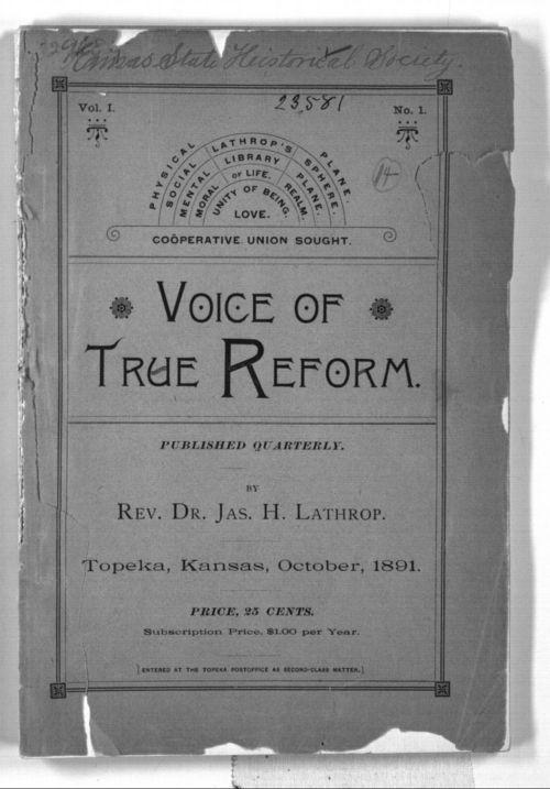 Voice of True Reform - Page