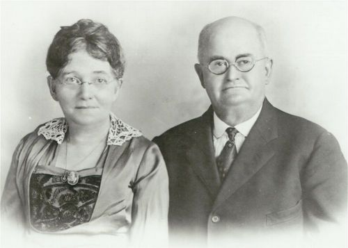 Walter and Flora Colmery - Page