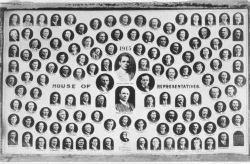 Kansas House of Representatives 1915 - Page