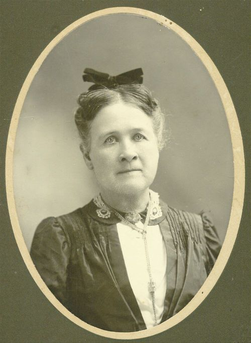 Portrait of Lucy Hobbs Taylor, 1903