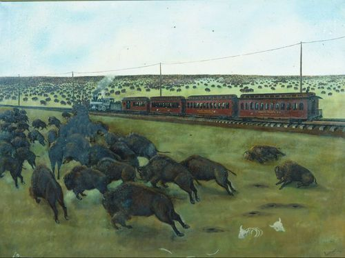 Shooting Bison From a Union Pacific Train - Page