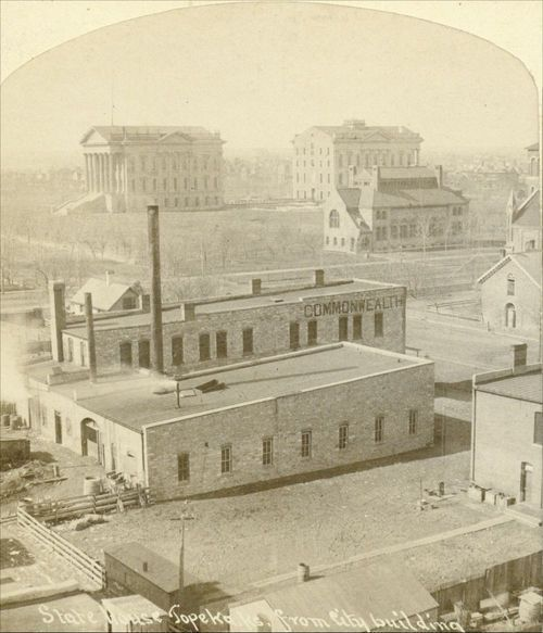 Statehouse and Topeka Library, Topeka, Kansas - Page