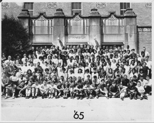 East Topeka Junior High School class of 1965, Topeka, Kansas - Page