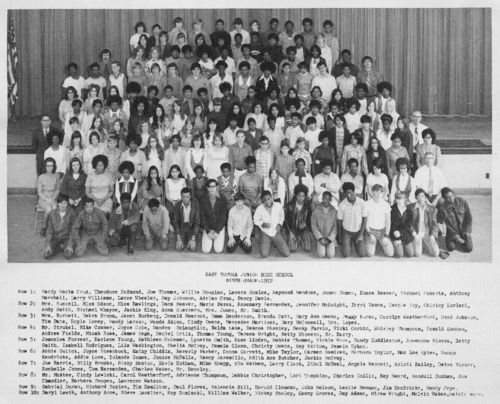 East Topeka Junior High School class of 1972, Topeka, Kansas - Page