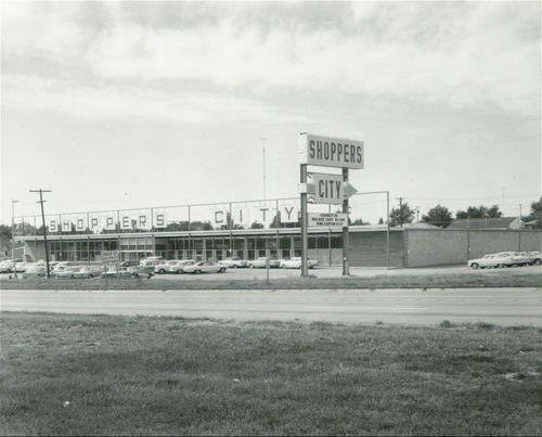 Shoppers City, Topeka, Kansas - Page
