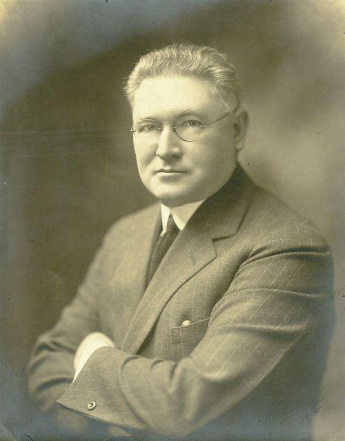 J. R. Hayden - Page