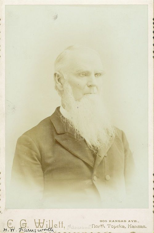 H.W. Farnsworth - Page