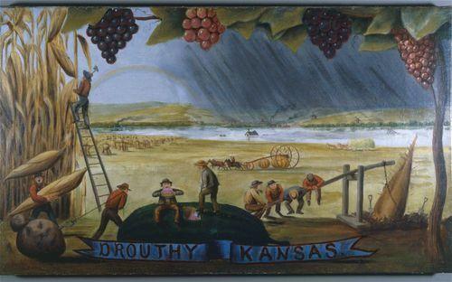 Drouthy Kansas - Page