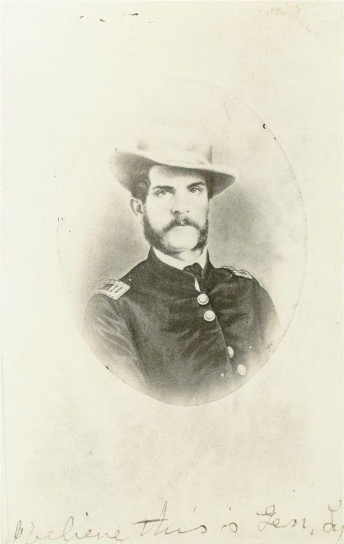 General Nathaniel Lyon - Page