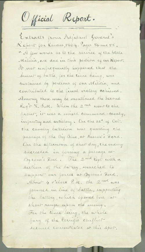 Samuel J. Reader's autobiography, volume 3 - Page