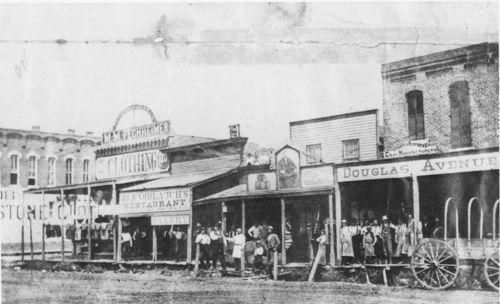 Douglas Avenue, Wichita, Kansas - Page