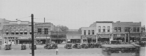 900 block on South Kansas Avenue, Topeka, Kansas - Page
