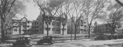 Senate Apartments and Capper Courts, Topeka, Kansas - Page