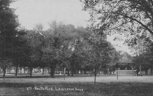 South Park, Lawrence, Kansas - Page