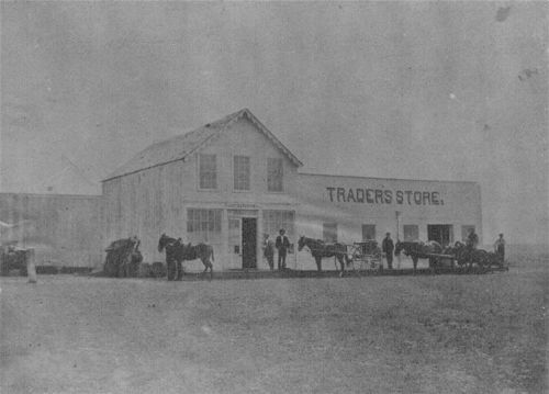 Trader's store, Fort Hays, Kansas - Page