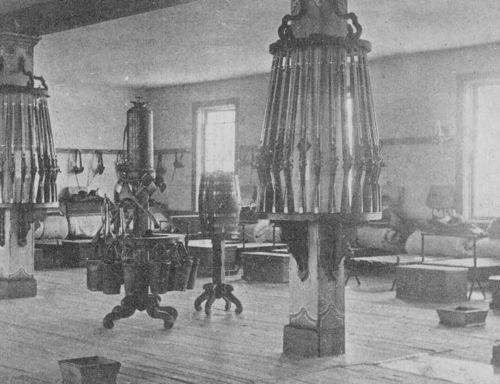Enlisted men's barracks, Fort Leavenworth - Page