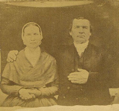 Ruth Gidley Benedict Comfort and Robert Comfort - Page