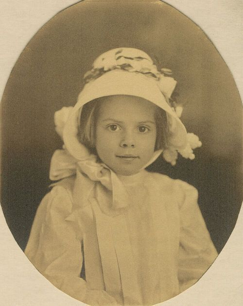 Mary White - Page