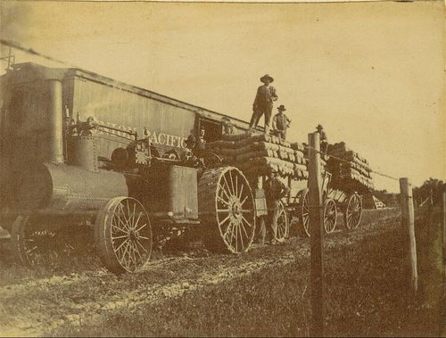 Loading twine on the Union Pacific railway - Page