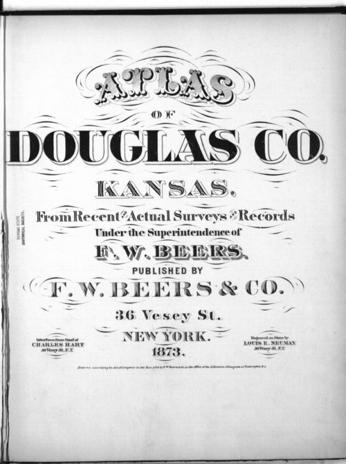Atlas of Douglas County, Kansas - Page