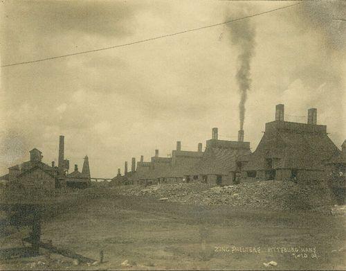 Zinc smelters, Pittsburg, Kansas - Page