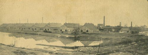 Edgar Zinc smelters, Cherryvale, Kansas - Page