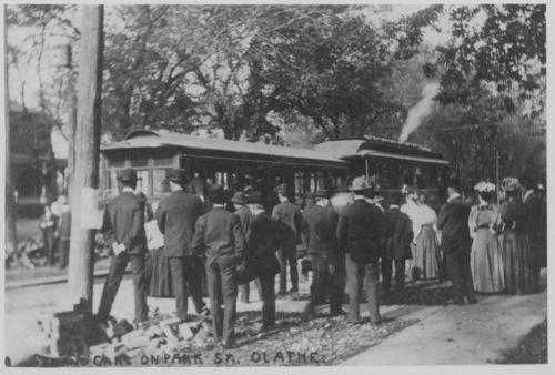 Street car in Olathe, Kansas - Page