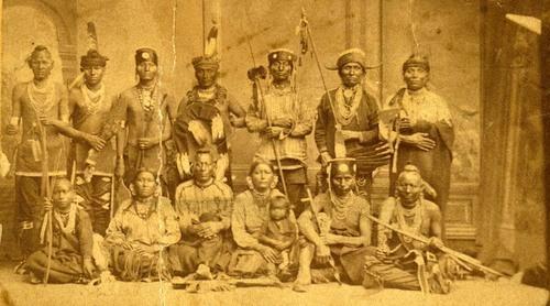 Kansa Indians - Page