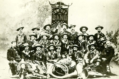 Dodge City Cowboy Band, Dodge City, Kansas - Page