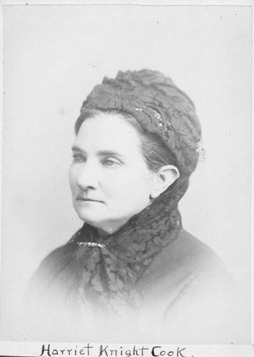 Harriet Knight Cook - Page