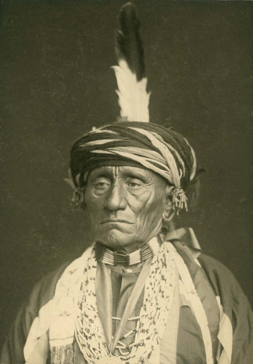 Washungah, Chief of the Kansa Indians - Page