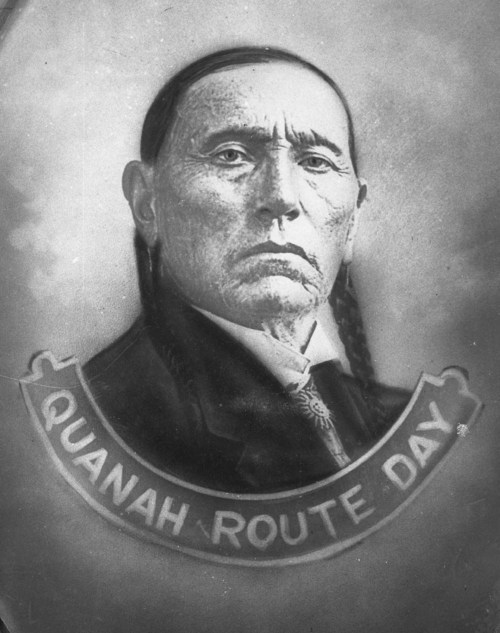 Quanah Route Day - Page