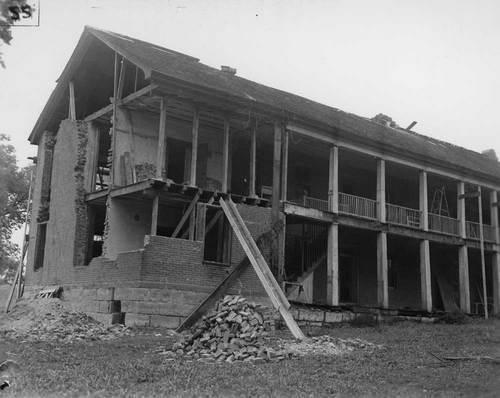 Shawnee Methodist Mission, North Building, Fairway, Kansas - Page