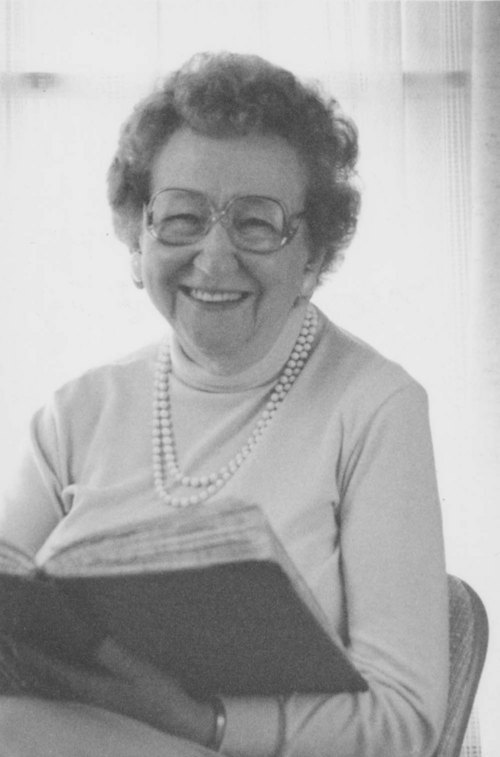 Mable Legg Ross - Page