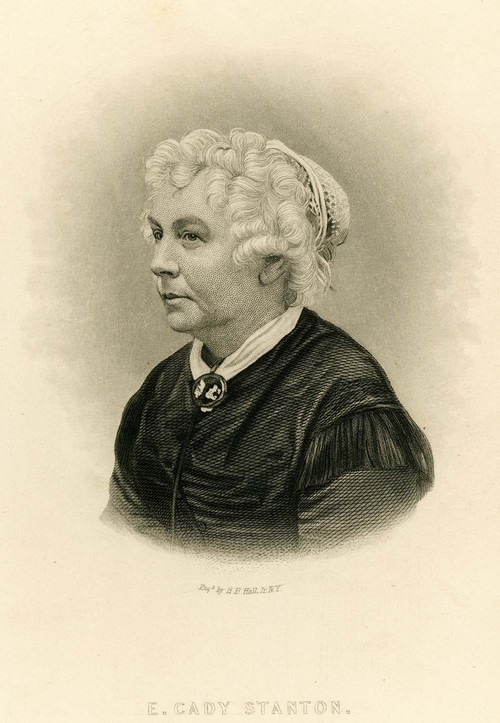 research papers elizabeth cady stanton Stanton, elizabeth cady elizabeth cady stanton forever changed the social and political landscape of the and policy papers on issues such as gun control.