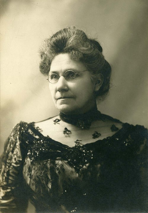 Lucy Browne Johnston - Page