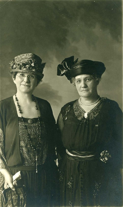 Lilla Day Monroe and Lillian Mitchner - Page
