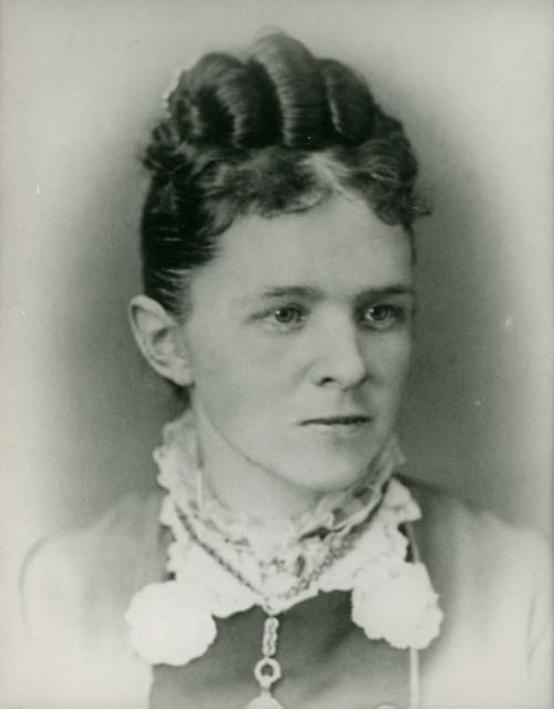 Martha Amanda Leonard Humphrey - Page