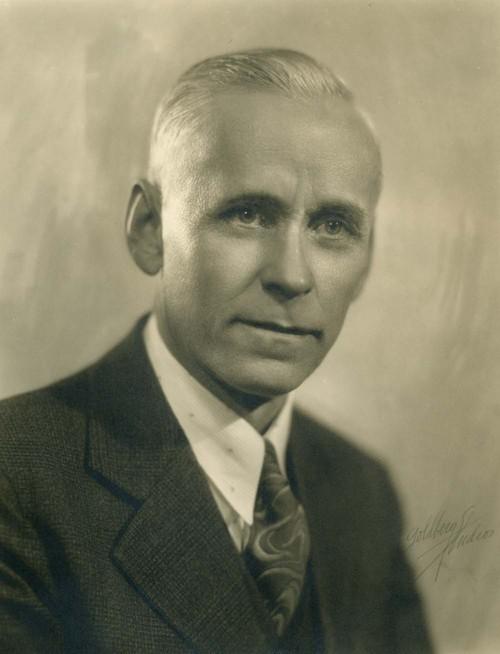 Walter Augustus Huxman - Page